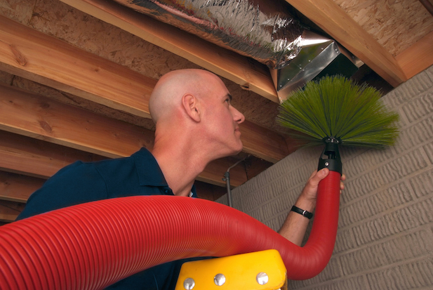 Duct cleaning in your home